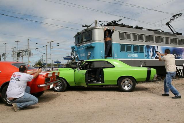 Rencontre voiture americaine