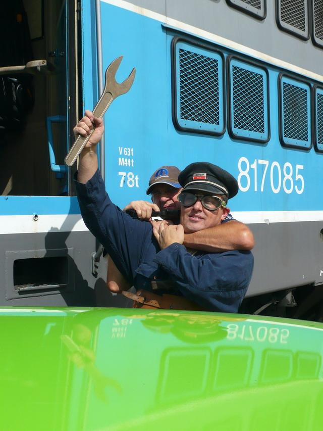 Forum rencontre dans le train